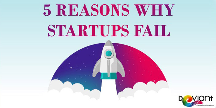 Startup Goa, Digital Marketing services, Content Marketing, Best branding services, Web Development company Goa, Why startups fail, Why startups fail in Goa, 5 Reasons why startups fail