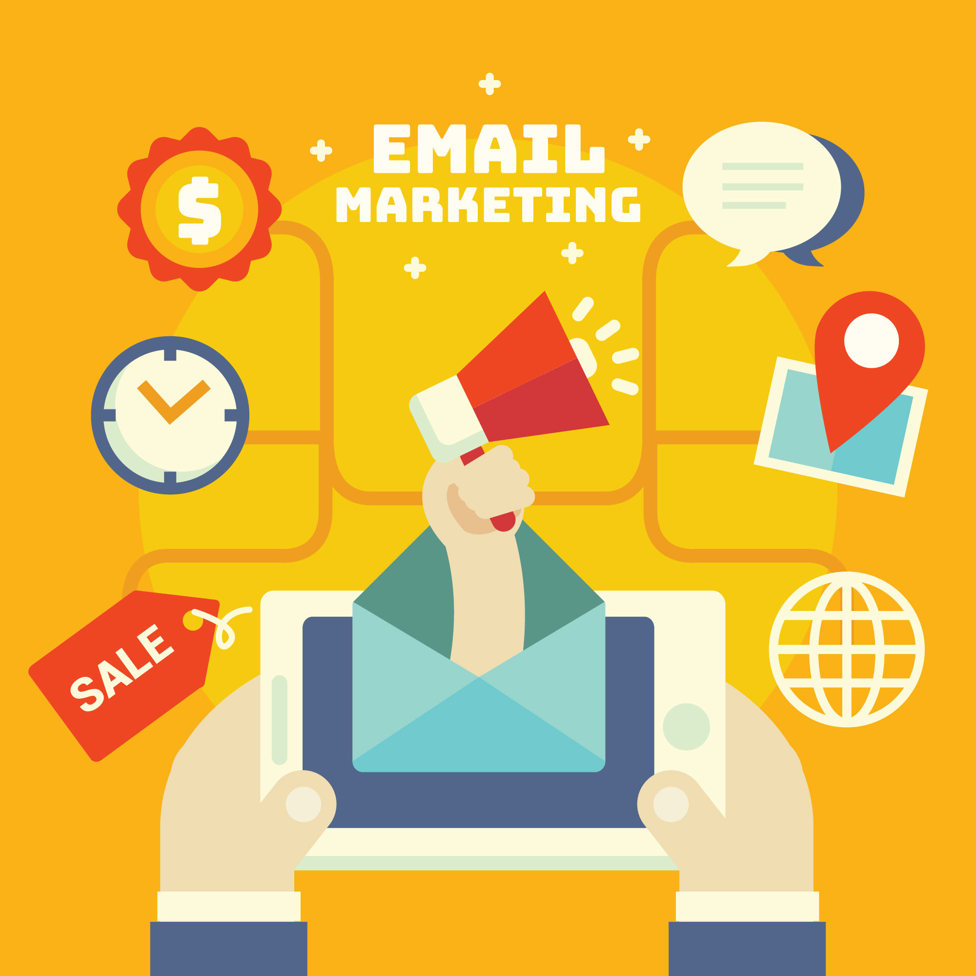 email marketing-freepik