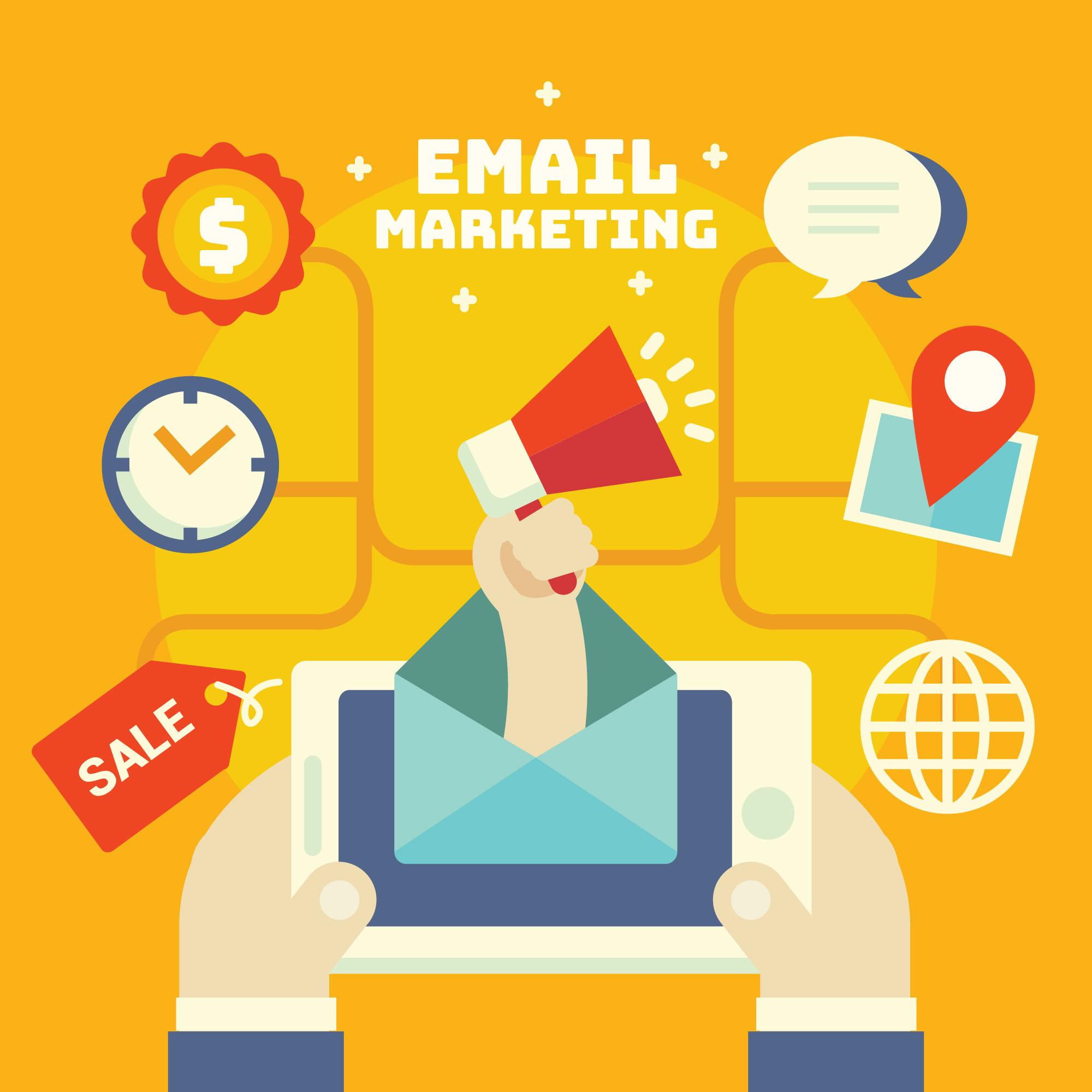 email marketing-freepik